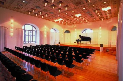 Velte-Saal, University of Music Karlsruhe/GERMANY